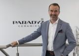 Piotr Tokarski został nowym prezesem Ceramiki Paradyż [ZDJĘCIA]