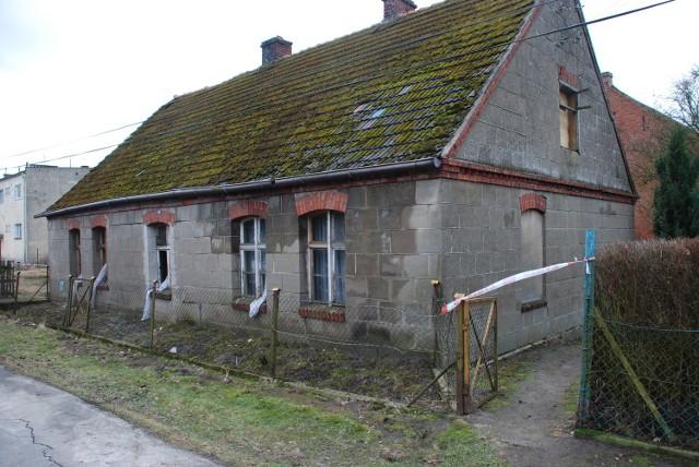 Wybuch uszkodził konstrukcję domu