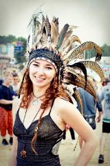 Woodstock 2016. Najpiękniejsze dziewczyny z kostrzyńskiego festiwalu [ZDJĘCIA]