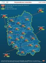 Koronawirus w woj. lubelskim: 122 aktywne przypadki