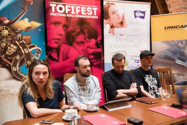 Pierwsze karty tegorocznego Tofifestu odkryto  w tym tygodniu na konferencji prasowej
