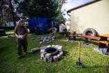 Ogród Domu Kultury Skło 44 w Darłowie zyska nowe funkcje