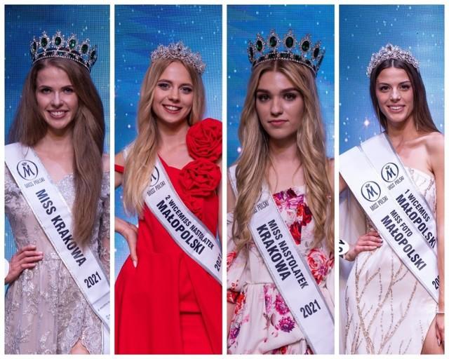 Zdjęcia z gali finałowej Miss Małopolski