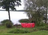 Z jezioro wyłowiono ciało zaginionego mężczyzny