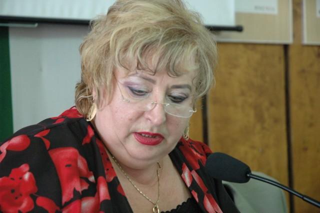 Była wiceprzewodnicząca rady Grażyna Wojciechowska uważa, że dziennikarze ,,GL'' uknuli spisek na jej życie