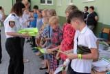 """Uczniowie z grudziądzkiej """"dwunastki"""" odebrali karty rowerowe [zdjęcia]"""