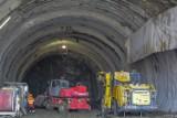Ekspresowa zakopianka w budowie. Tunel ma (na razie) 80 metrów [ZDJĘCIA]