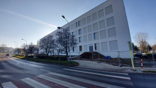 Szpital tymczasowy w Zielonej Górze ma zacząć pracę 7 grudnia tego roku.