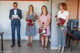 Prezydent Sieradza wręczył nauczycielom akty mianowania - ZDJĘCIA