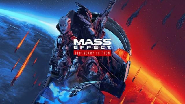 Mass Effect Legendary Edition zaprezentowany