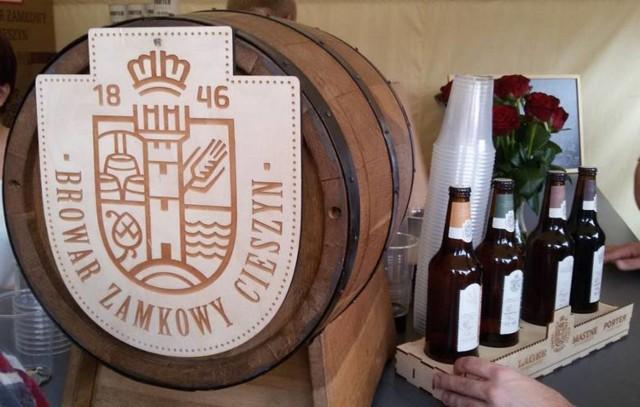 Browar Zamkowy w Cieszynie działa nieprzerwanie od 174 lat.