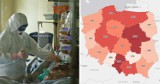 Śląskie: Największy w tym roku wzrost nowych zakażeń