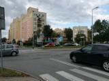 Na ulicy Wyszyńskiego w Kaliszu powstanie kolejne rondo. Tylko kiedy rozpoczną się prace? ZDJĘCIA
