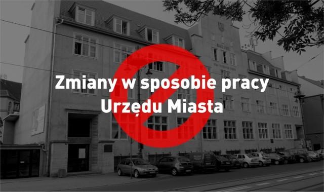 Miasto wprowadza ograniczanie z uwagi na rosnąca liczbę zachorowań w Gorzowie.