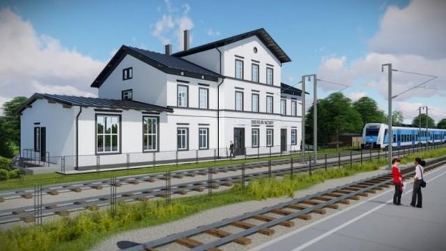 Bieruń Nowy. Dworzec PKP - tak ma wyglądać po remoncie