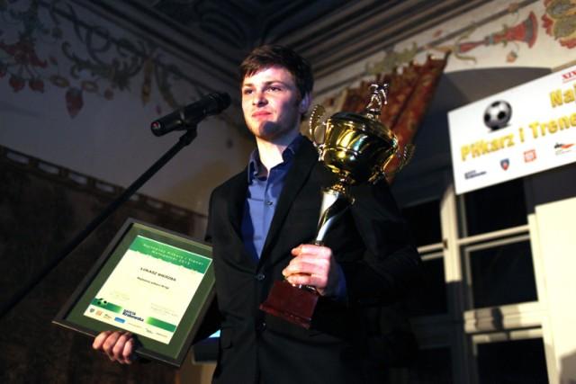 Łukasz Wierzba, 21-letni gracz Górnika Libiąż, został najlepszym piłkarzem III ligi w plebiscycie Gazety Krakowskiej na Najlepszego Piłkarza i Trenera Małopolski 2013 roku.
