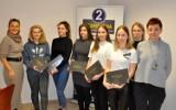 Dziewczyny z ZSUG najlepsze w Wielkopolsce. Konkursową prezentację poświęciły dziejom pleszewskiego rzemiosła