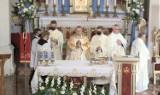 Uroczystości ustanowienia Sanktuarium Matki Boskiej Klewańskiej Patronki Rodzin Przybyłych z Kresów w Skwierzynie - zapis relacji live