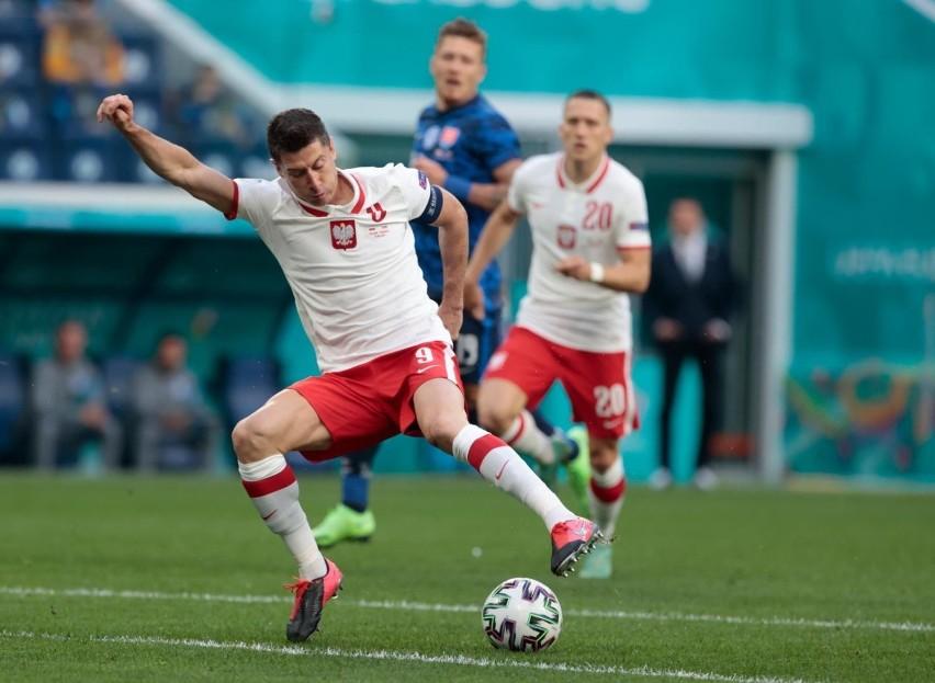 Reprezentacja Polski przegrała ze Słowacją 1:2 w pierwszym...