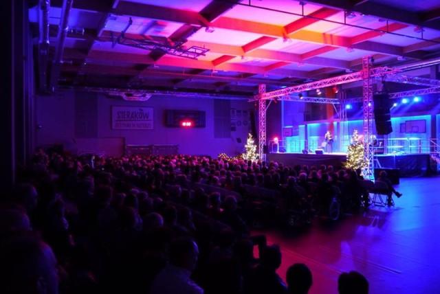 Koncert Eleni w Sierakowie