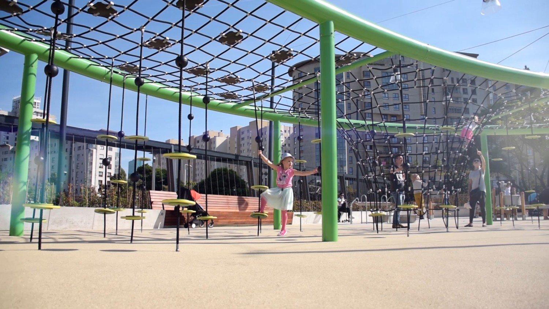 Miasto Dla Małych Ranking Najlepszych Placów Zabaw W Warszawie