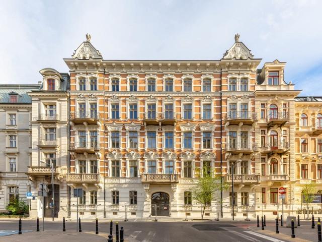 Apartamenty Foksal w Warszawie
