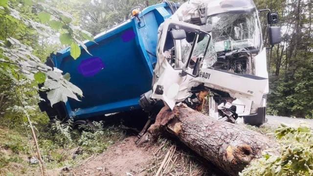 ZK Gębarzewo: funkcjonariusz uratował zdrowie i życie poszkodowanych