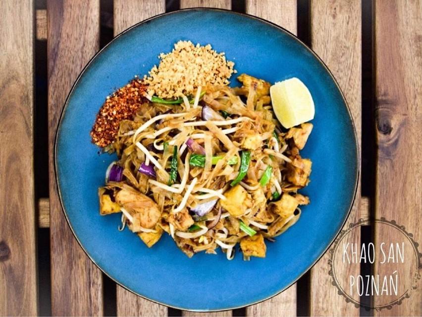 Khao San Thai Street Food W Poznaniu Jak W Bangkoku Nowe