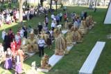 Dożynki diecezjalne w Krasnobrodzie. Wieńce prezentowało 39 parafii. Zobaczcie zdjęcia