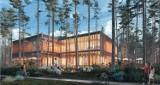 Przedszkole leśne i biblioteka w stylu świdermajer. W podwarszawskim Józefowie powstanie ekologiczny kompleks dla mieszkańców