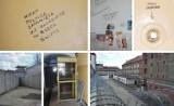 Więźniowie piszą po ścianach. Zobacz co. ZDJĘCIA opuszczonego aresztu
