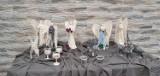 Piękne ozdoby świąteczne wykonali podopieczni Warsztatu Terapii Zajęciowej w Rejowcu Fabrycznym. Zobacz zdjęcia