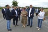 Droga powiatowa Lubochowo - Najatki otwarta dla użytku mieszkańców