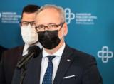 Raport COVID-19. Minister zdrowia: Przekroczyliśmy barierę czwartej fali. Ponad 1,2 tys. nowych zakażeń