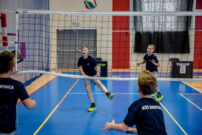 Turniej piłki siatkowej w Wałbrzychu