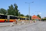 Warszawa. W Wilanowie powstaje największa stacja szybkiego ładowania autobusów elektrycznych w stolicy