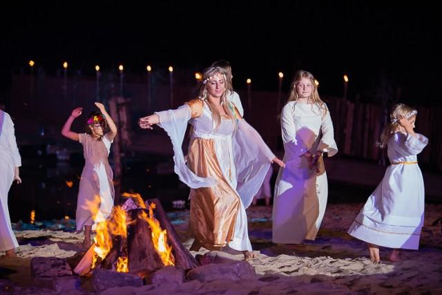 Noc Nenufarów w Lubrzy
