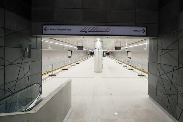 Metro Trocka gotowe. Wiemy, jak wyglądają stacje