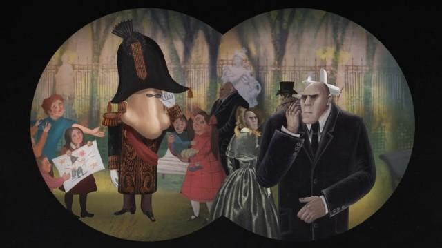 """W ramach przeglądu """"Sputnik nad Krakowem"""" w Kinie Pod Baranami obejrzymy rosyjską animację """"Nos albo spisek odmieńców"""""""