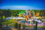 Basen trampOOLina w Oleśnie. Będą 4 trampoliny i 4 zjeżdżalnie wodne [WIZUALIZACJE]