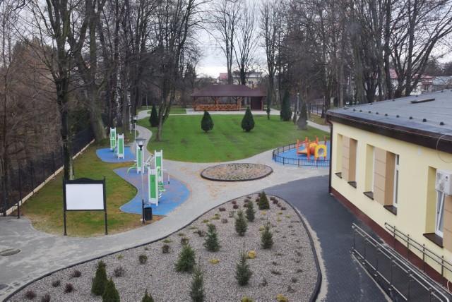 W ramach projektu ogólnomiejskiego plac zabaw w Polance zyska urządzenia dla niepełnosprawnych