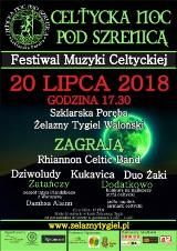 Celtycka Noc pod Szrenicą - kolejny ciekawy festiwal w regionie przed nami