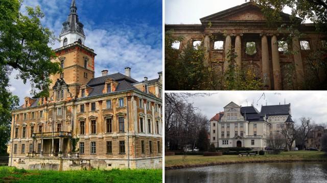 Obejrzyj galerię i poznaj najciekawsze pałace w Legnicy i regionie >>>>