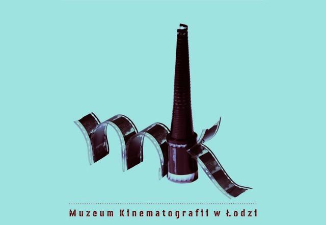 Nowe logo Muzeum Kinematografii w Łodzi