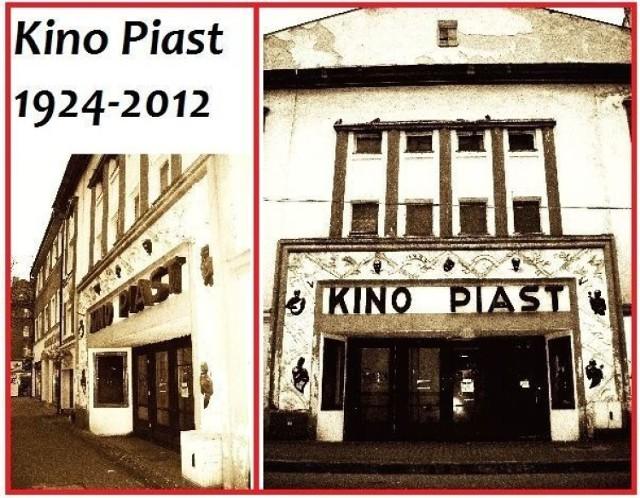 """Historycznego kina """"Piast"""" w Słubicach nie udało się uchronić przed rozbiórką. Jego stan techniczny nie pozwala na dalszą eksploatację."""