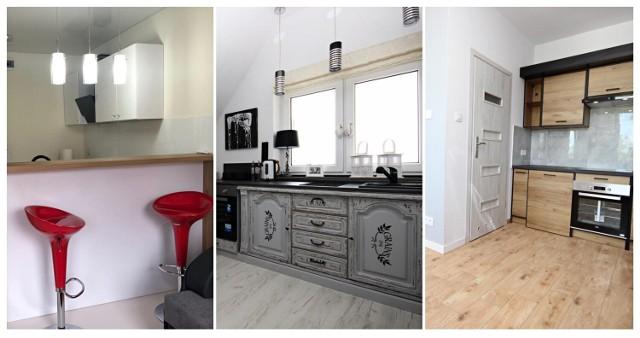 Małe mieszkanie możne być piękne i wyjątkowe!