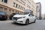 Elektryczne samochody ZDM-u z nową funkcją. Będą kontrolować jakość powietrza w Warszawie