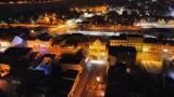 Fotografuje Wągrowiec z góry. Zobacz zdjęcia miasta wykonane dronem