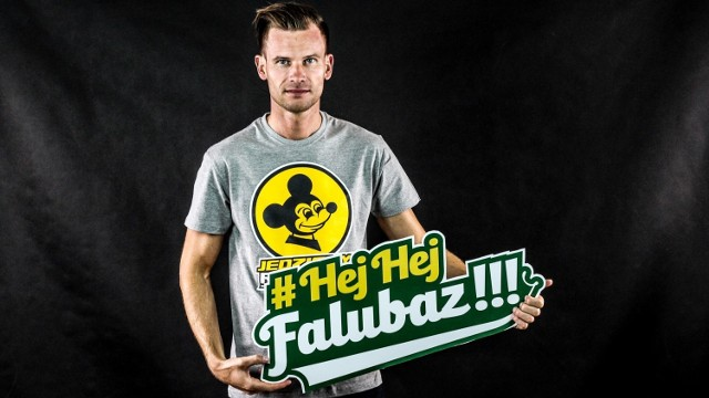 Matej Žagar, nowy żużlowiec Falubazu Zielona Góra.