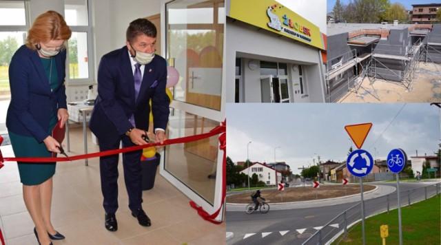 Najważniejsze inwestycje w Wieluniu i powiecie wieluńskim w 2020 roku